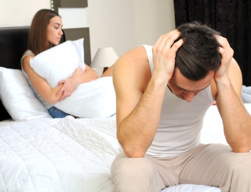 Reasons that cause erectile dysfunction