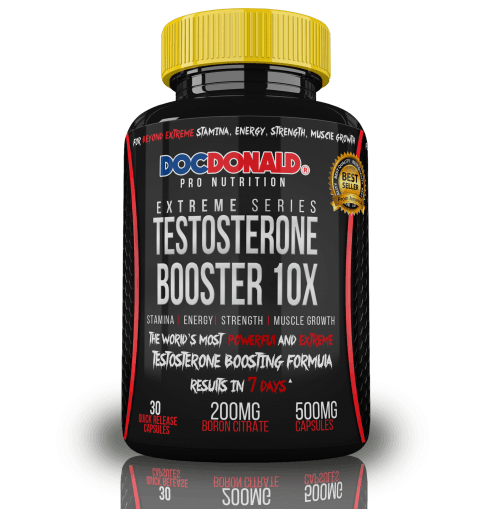 Testosterone Booster 1 bottle