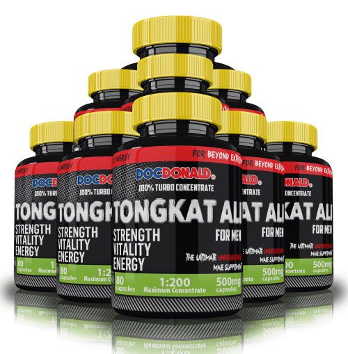 tongkat ali 12 bottle