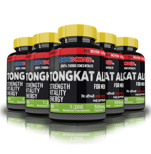 tongkat ali 6 bottle