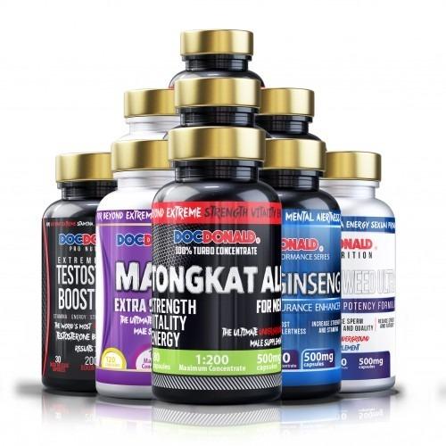 Tongkat Ali, Maca, Ginseng, Horny Goat Weed, Testosterone Singapore 2 Months