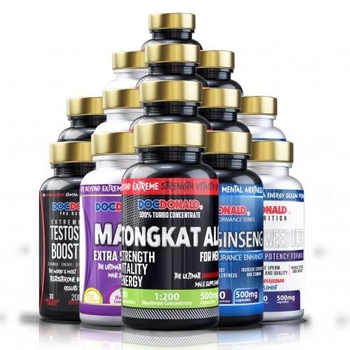 Tongkat Ali, Maca, Ginseng, Horny Goat Weed, Testosterone Singapore 3 Months