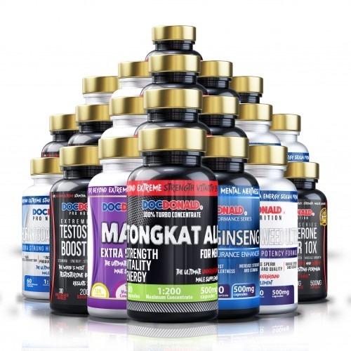 Tongkat Ali, Maca, Ginseng, Horny Goat Weed, Testosterone Singapore 4 Months